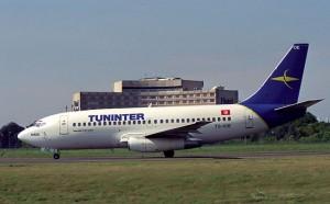 vuelos tunez