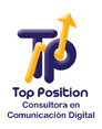 diseño web - top position